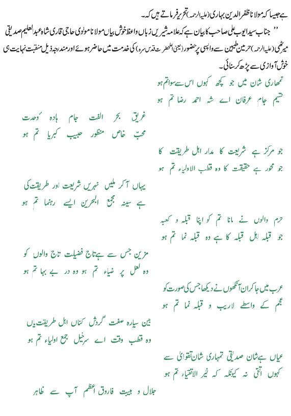 Alahazrat Imam Ahmed Raza Khan